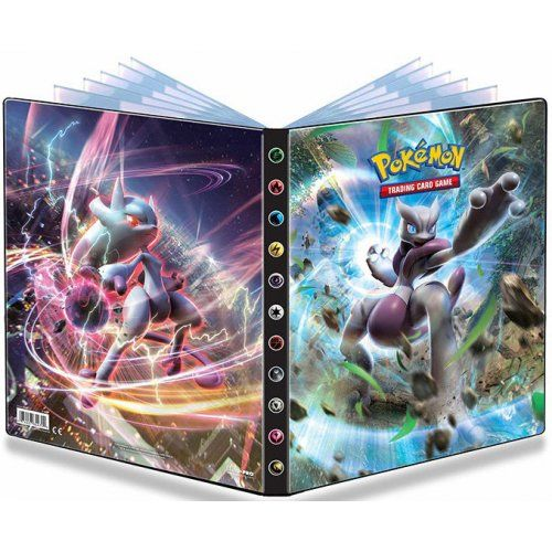 Ultra Pro XY8 Break Through 9-Pocket Card Album