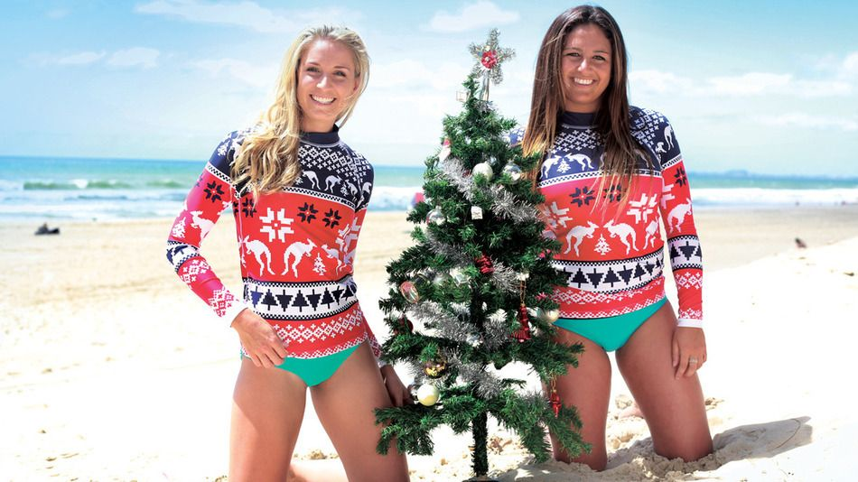 australia is getting its own version of the ugly christmas sweater