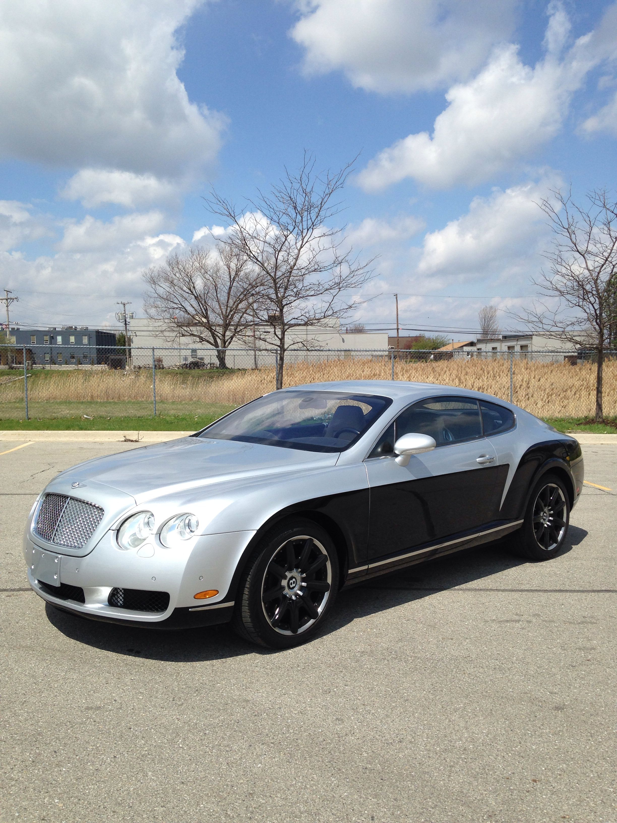 Just in 2005 Bentley GT AWD $ 248 327 7048