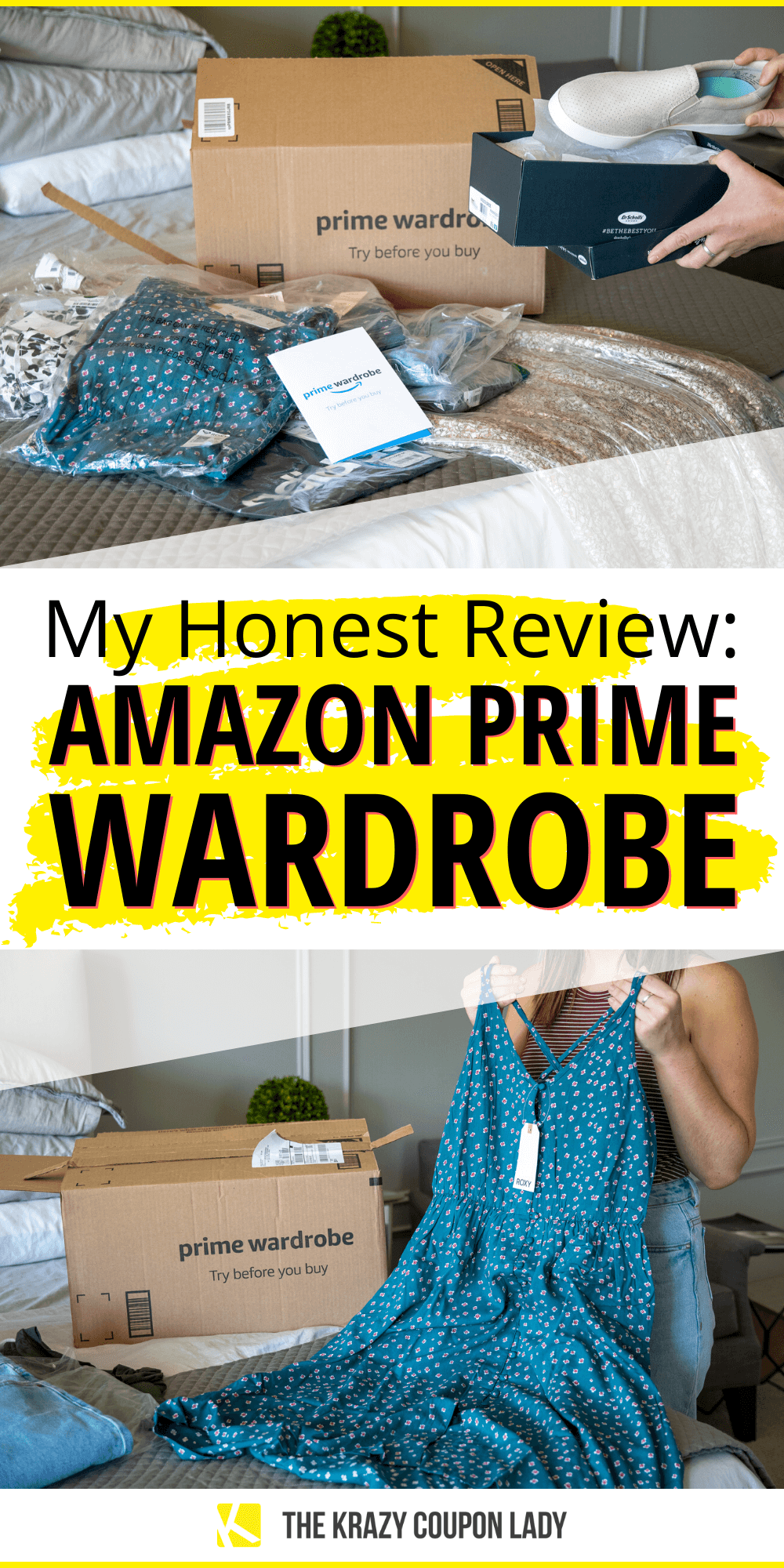 I Tried Amazon Prime Wardrobe and Here's My Honest Review