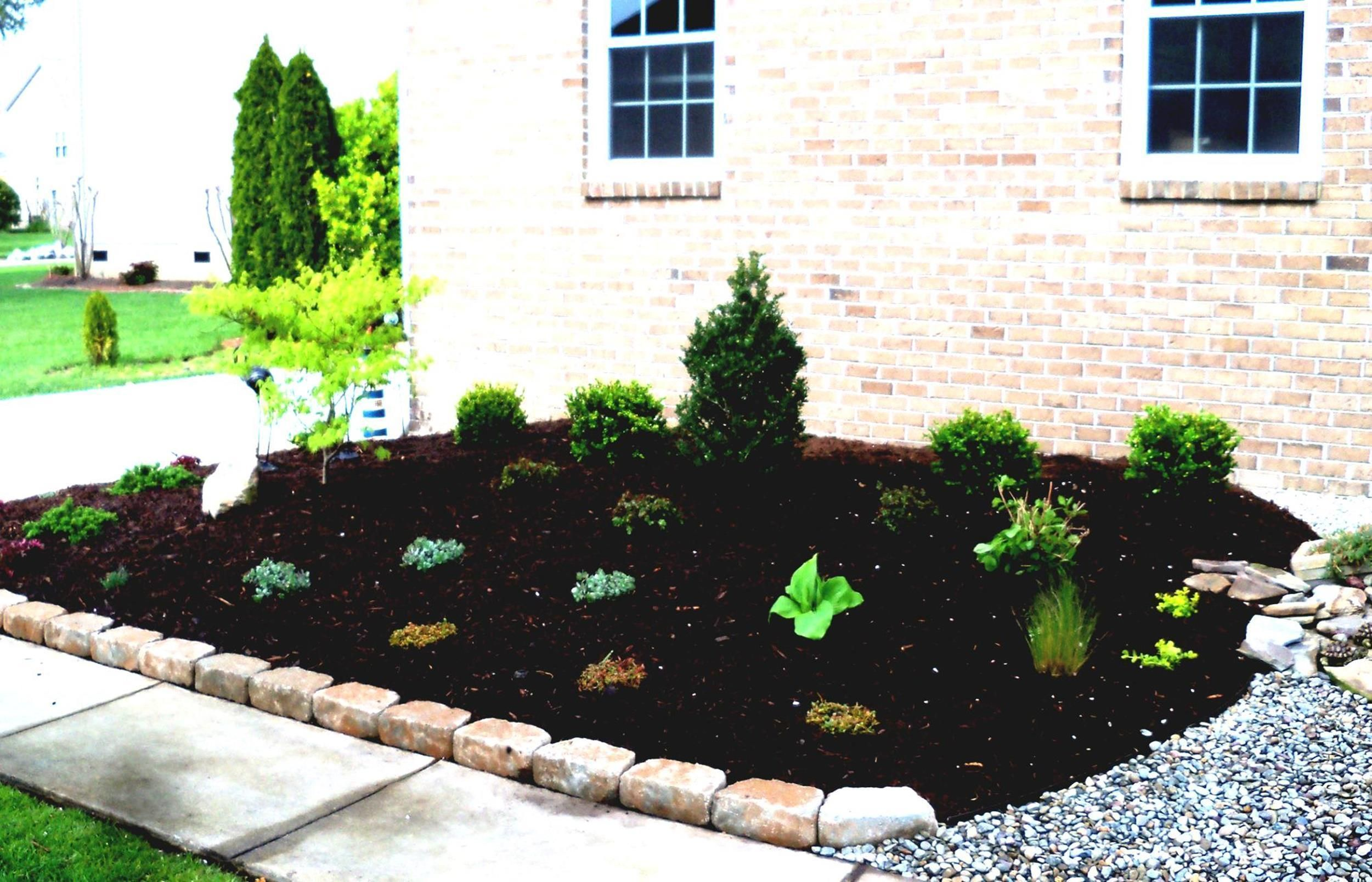 Home vegetable garden design   Cheap Landscaping Ideas With Rocks And Mulch  Cheap Landscaping