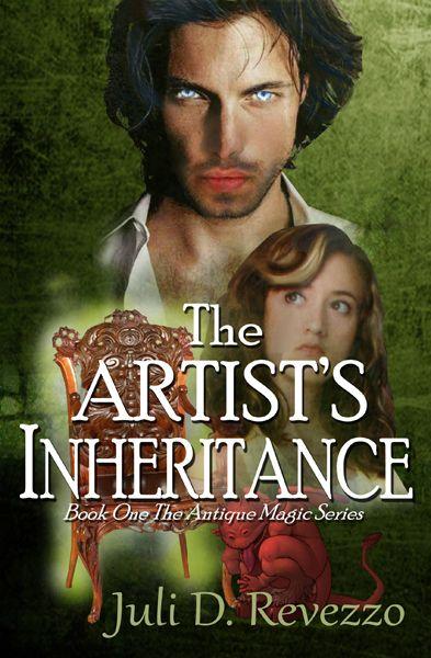 The Artist's Inheritance, cover art by Boulevard Photografica