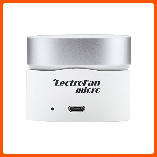 Popular LectroFan Micro Wireless Sleep Sound Machine and Bluetooth Speaker with Fan Sounds White Noise HD - Latest sound machine Style