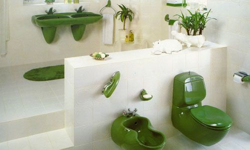 Luigi Colani - bathroom for Villeroy-Boch | Luigi Colani ...