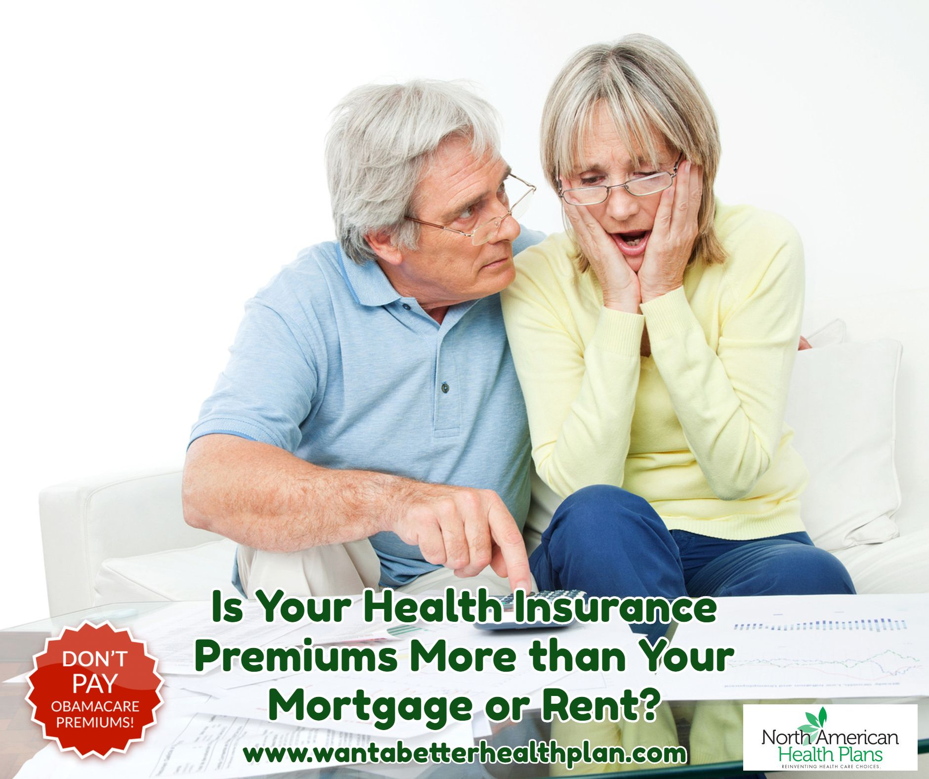 Is Your Health Insurance Premiums More than Your Mortgage