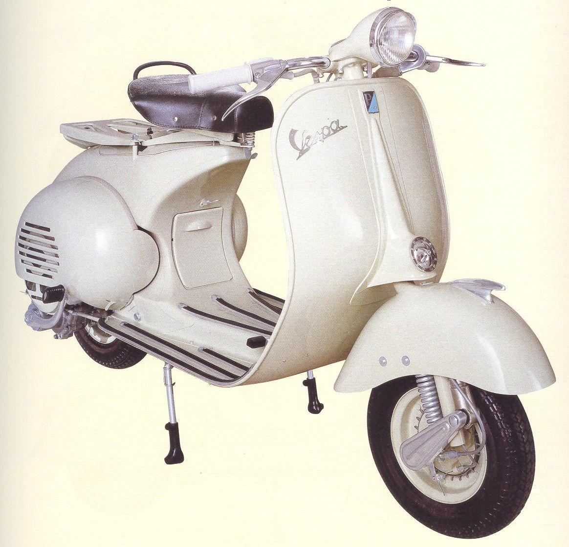 1956 Vespa 150 VL2