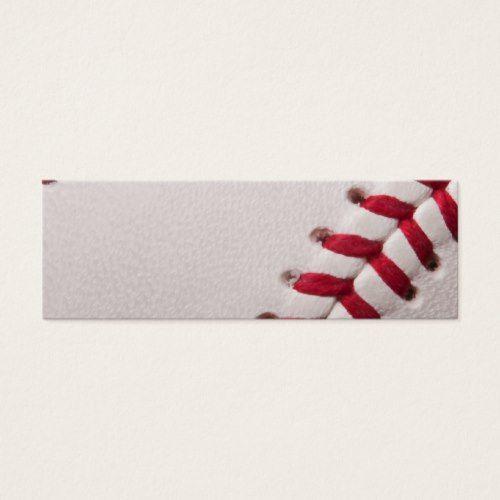 Baseball Sports Template Baseballs Background Mini Business Card Zazzle Com Mini Business Card Baseball Backgrounds Sports Templates