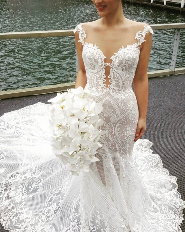 Beautiful Iconic Wedding Gowns & Dresses That Inspire