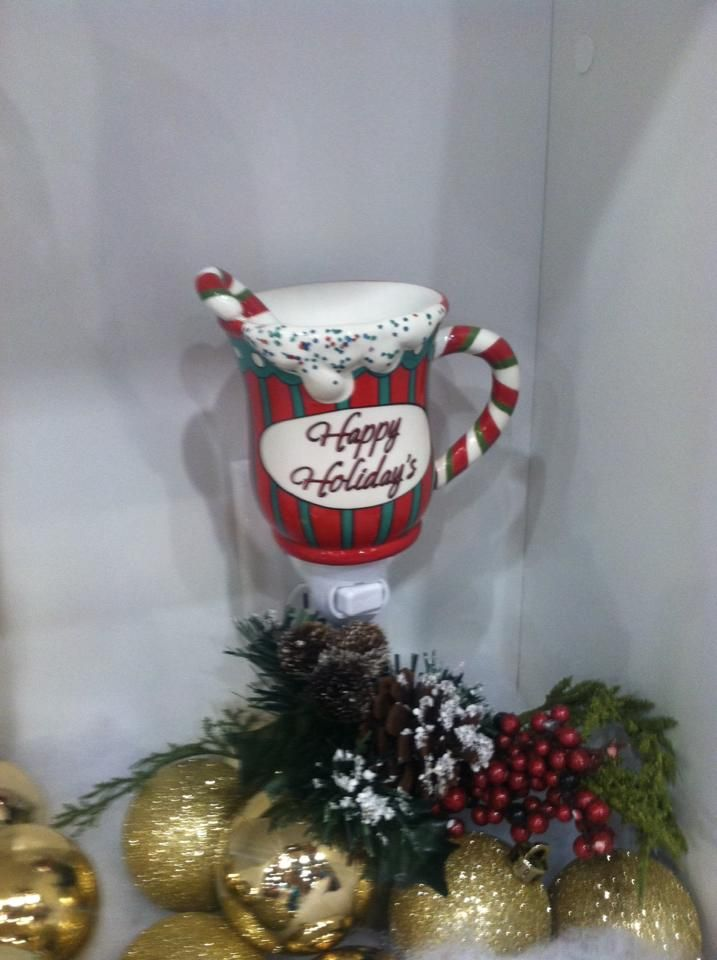 Scentsy 2015 Fall/Winter Hot Chocolate plug in warmer for the ...