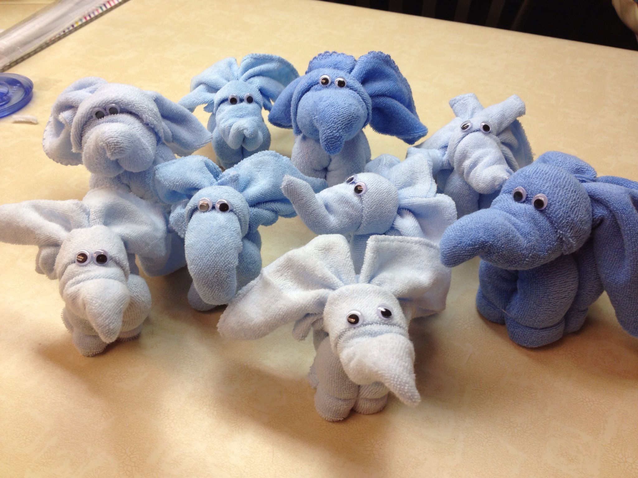 22 best elephant baby shower images on pinterest elephant baby baby washcloth elephants negle