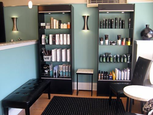 Headlines Hair Design in Havertown, PA - New Salon Decor | Project ...