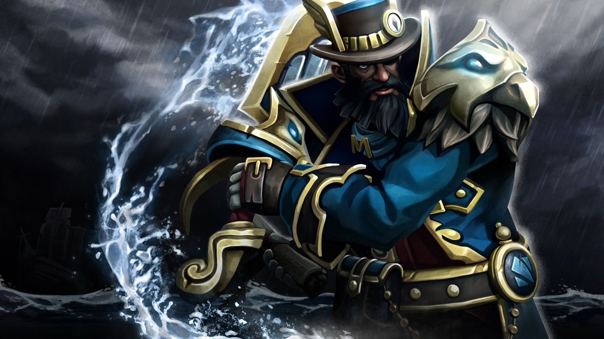 kunkka wallpapers free