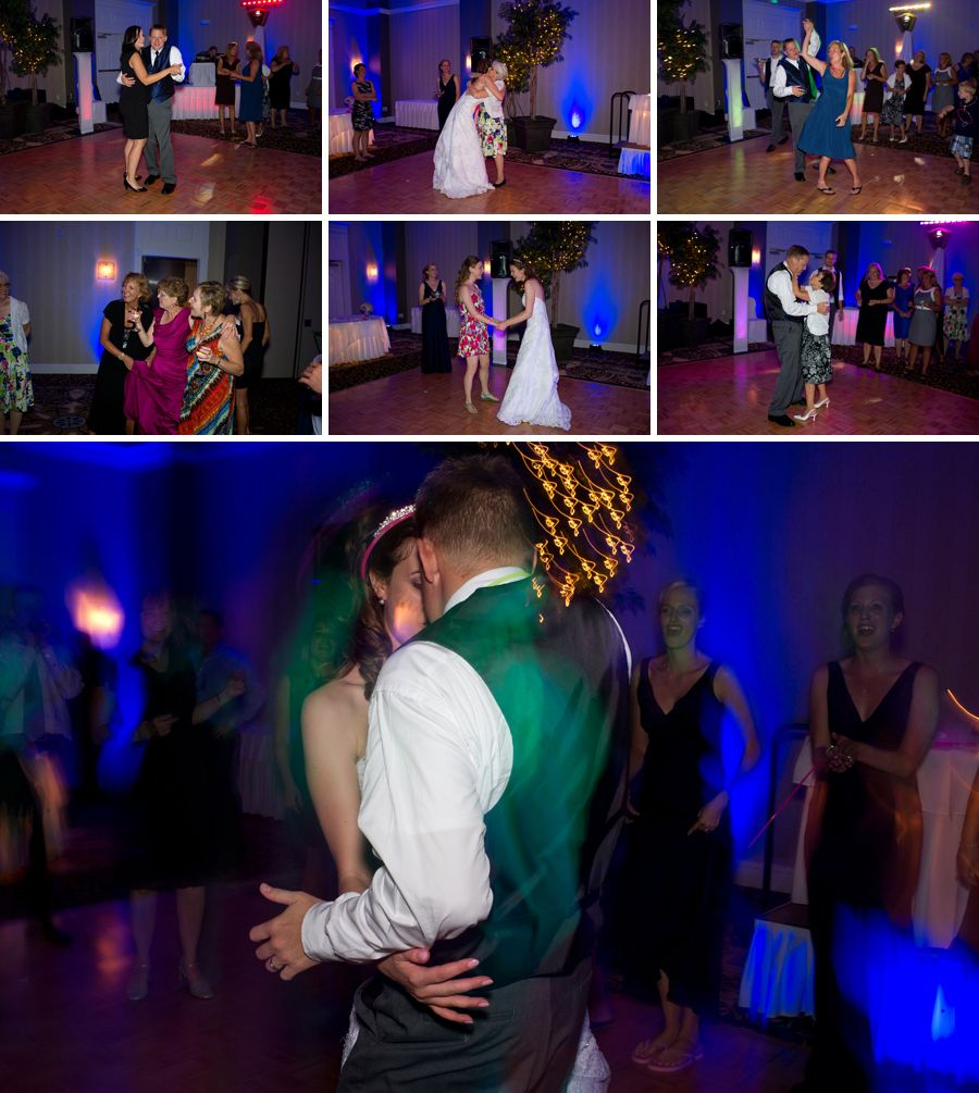 Keuka College Wedding