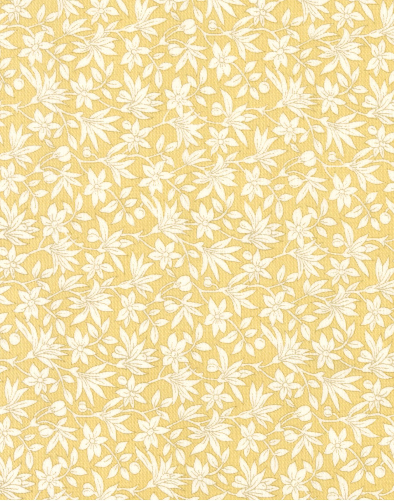Mimosa Pattern Vintage Flower Backgrounds Vintage Flowers Wallpaper Vintage Flowers