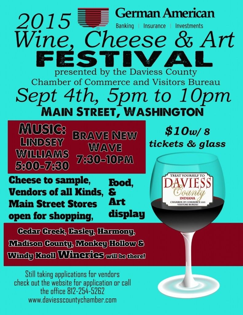Wine Cheese And Art 15 Visitors Bureau In A Heartbeat Washington