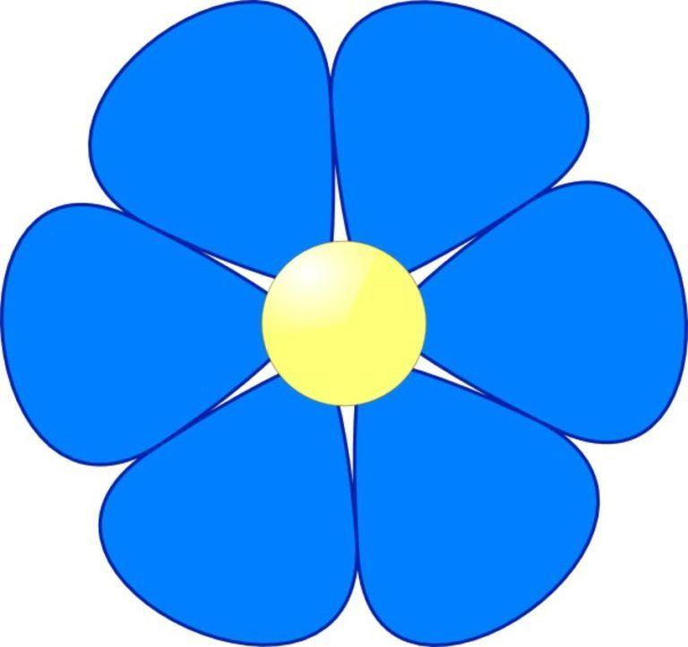 Astronomiczna Wiosna Ozdoby Wiosenne Kwiaty 2 Marzec Ozdoby Swieta I Pory Roku Wiosna Flower Clipart Flower Crafts Kids Free Clip Art