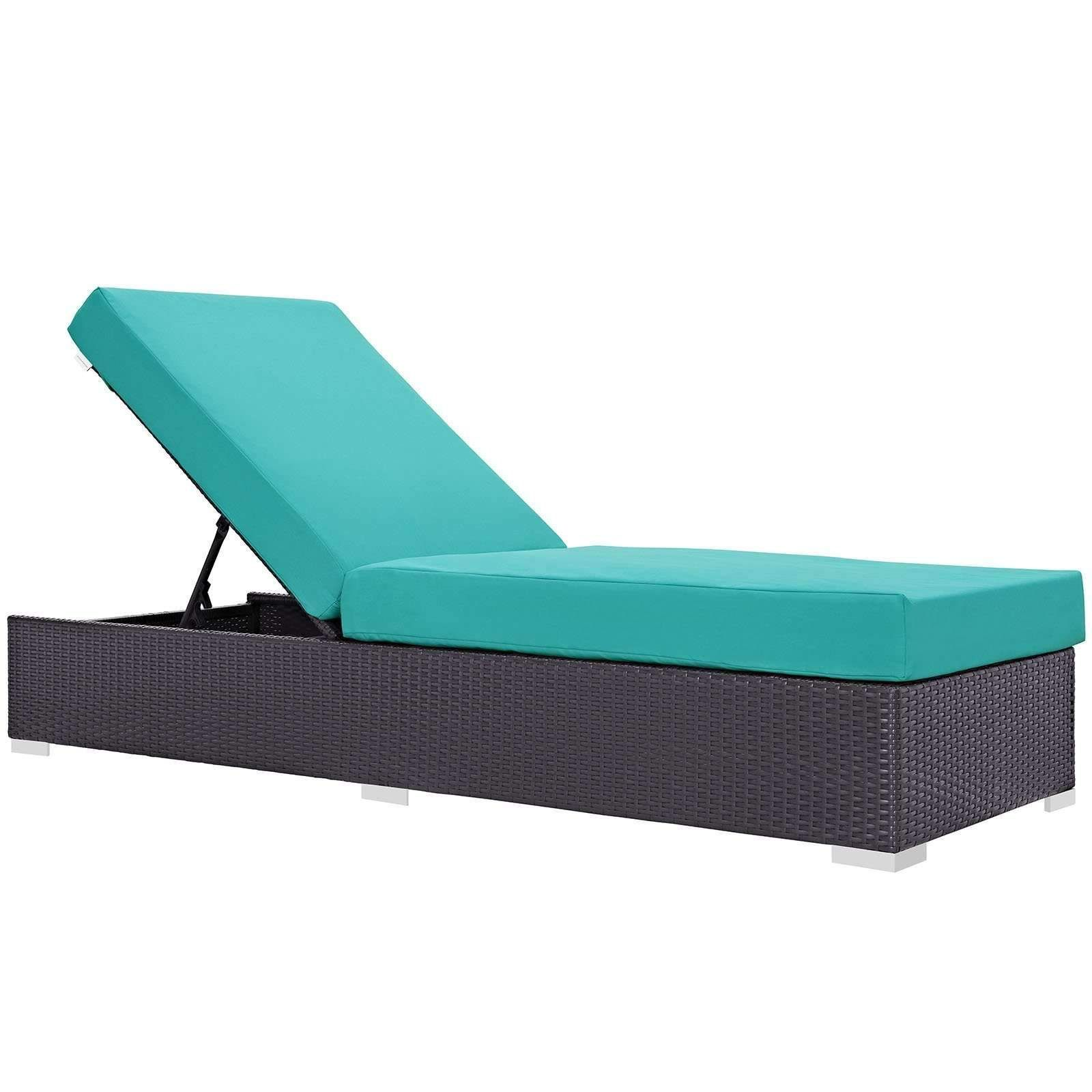 convene outdoor patio chaise lounge eei 1846 patio chaise lounge
