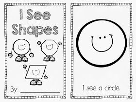 Flying into First Grade: Shapes Galore and a FREEBIE
