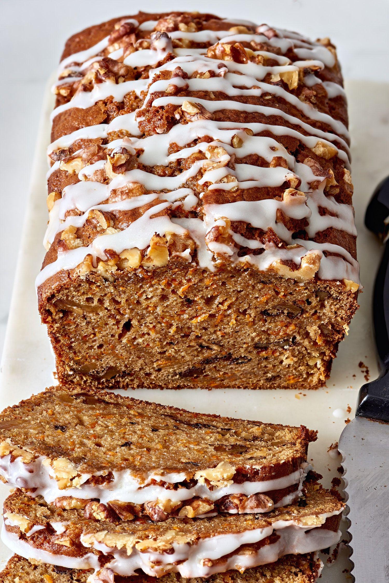 Quick Healthy Carrot Cake Recipe
