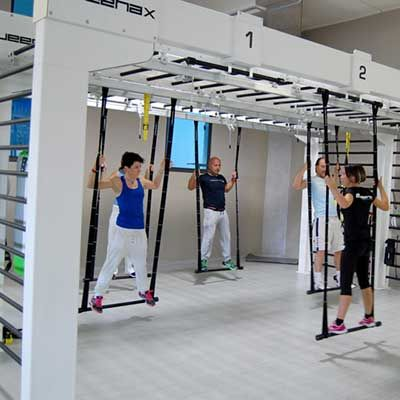 Beautiful Home Gym Pull Up