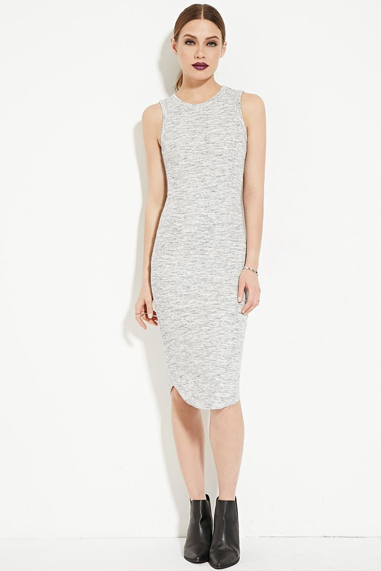 6985c22b6fdb Marled Bodycon Midi Dress