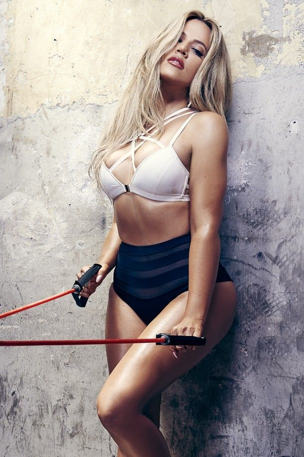 Khloe Kardashian Sexy Xx