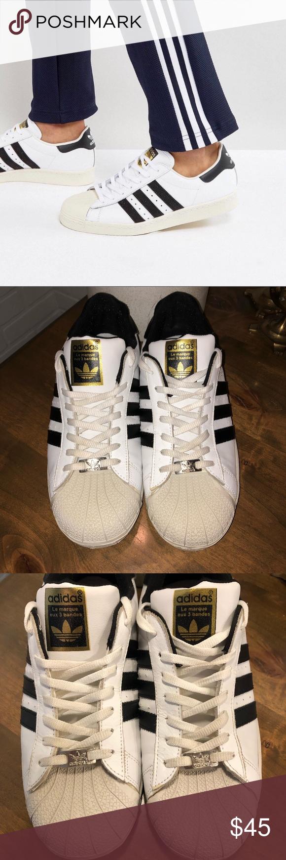 Classic Adidas Original Superstar Sneakers   Adidas originals ...