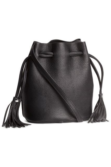 26 H&M Finds That Ring In At Under $100 #refinery29  http://www.refinery29.com/2015/05/87124/hm-best-clothing-for-may-under-100#slide-20  A go-to black bucket for all your warm-weather essentials.