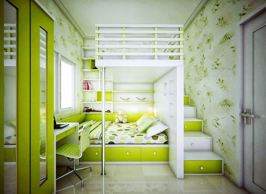 Bedroom Design Play Green Chair Wallpaper Catchy Room Ideas For Young S