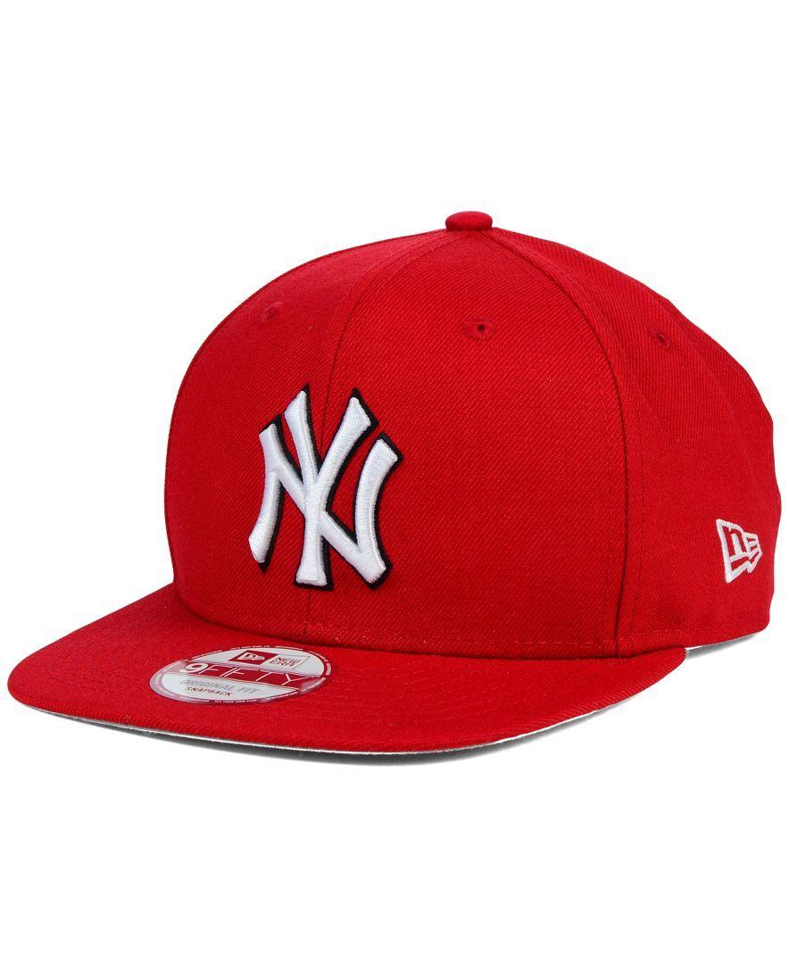 New Era New York Yankees Twisted Original Fit 9FIFTY Snapback Cap Yankees  De Nueva York cdab332f2b1