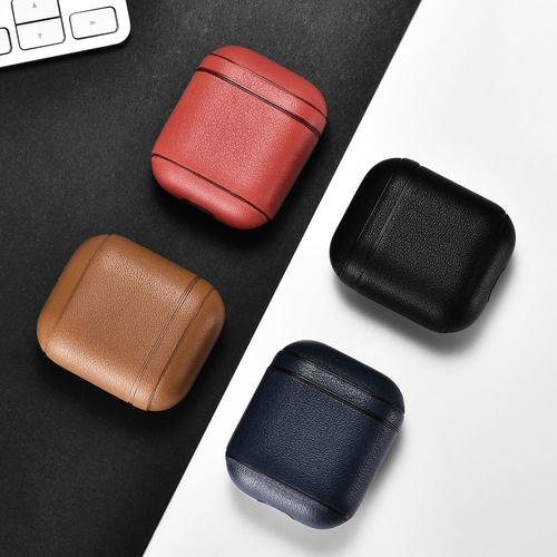 detailed look c0dc1 88b06 Nappa Leather Airpod Case in 2019 | Happy Tech | Leather, Leather ...