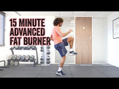 fat burner workout youtube