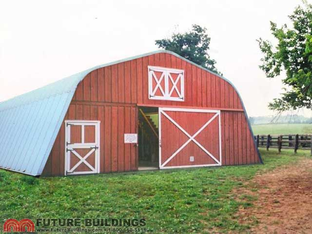 Steel Barns Amp Quonset Buildings By Future Buildings