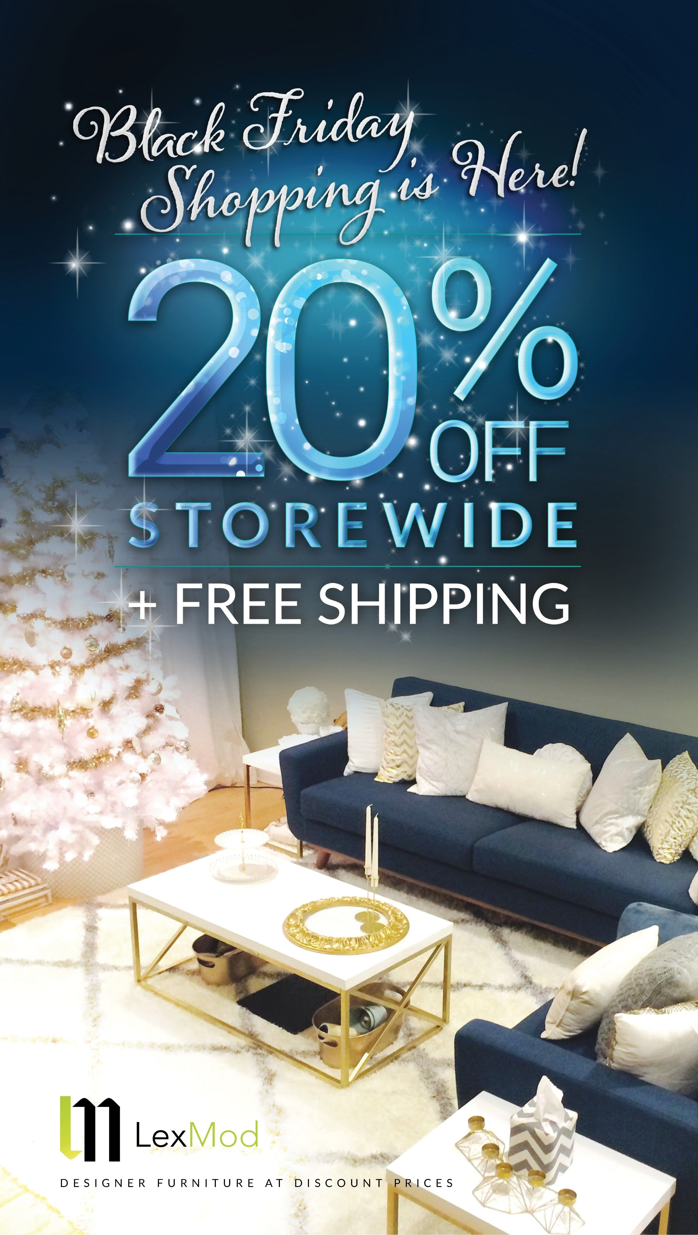 Shop LexMod s BIGGEST sale of the year Get off your entire