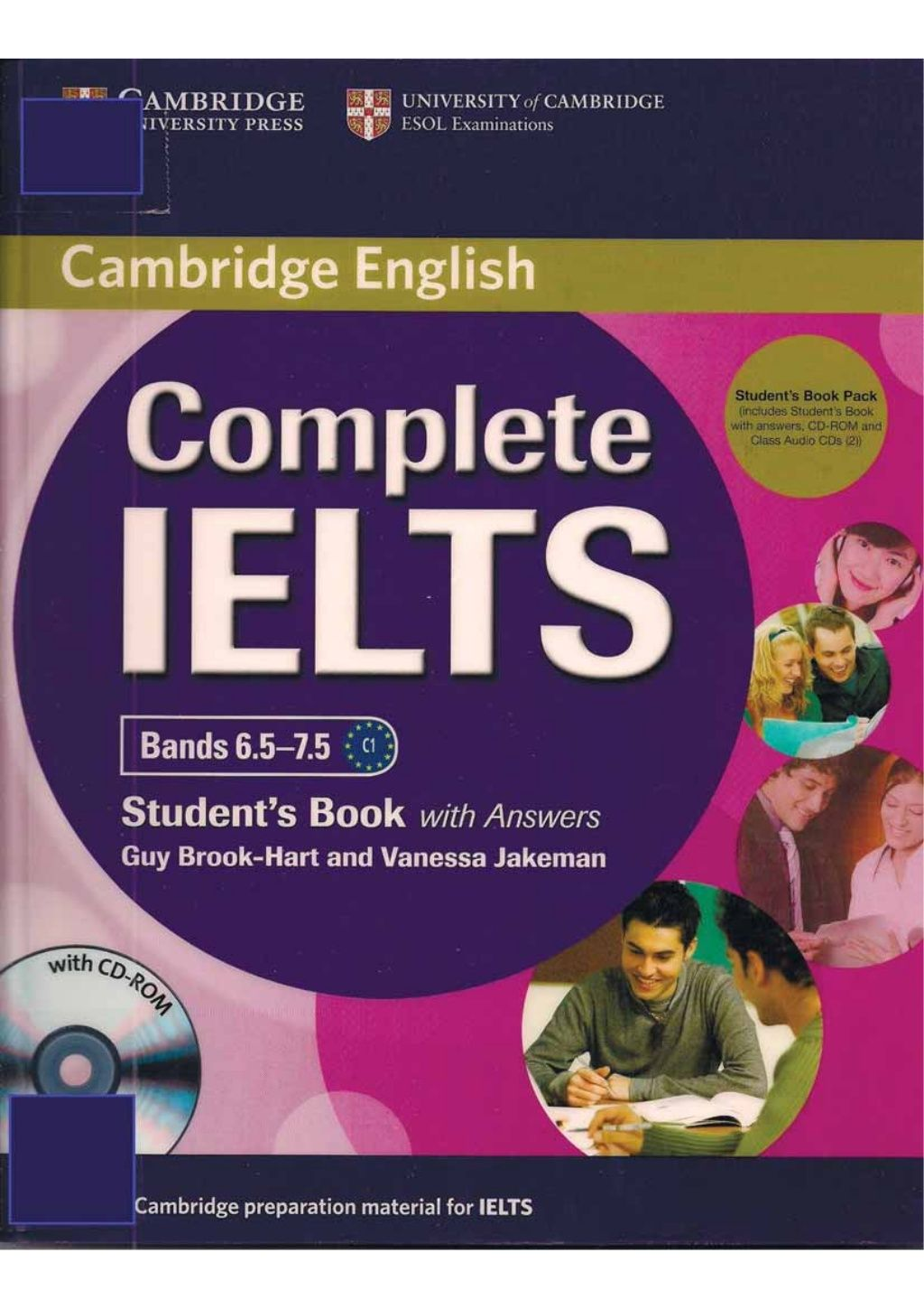 Complete ielts bands 65 75 student s pack student s book with complete ielts bands 65 75 student s pack student s fandeluxe Gallery