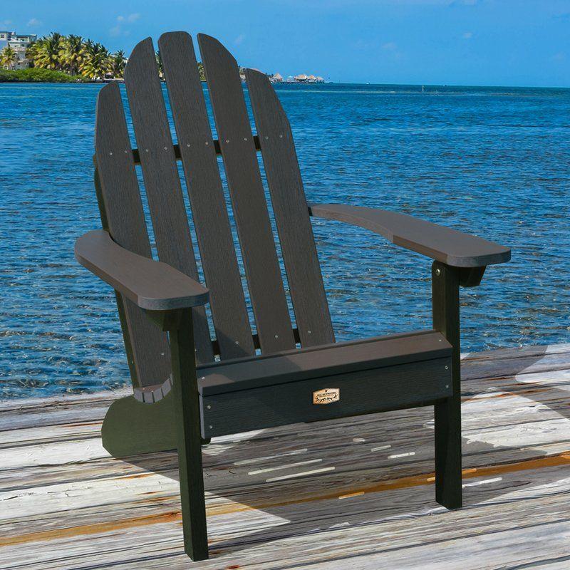 Hamptonburgh essential plasticresin adirondack chair