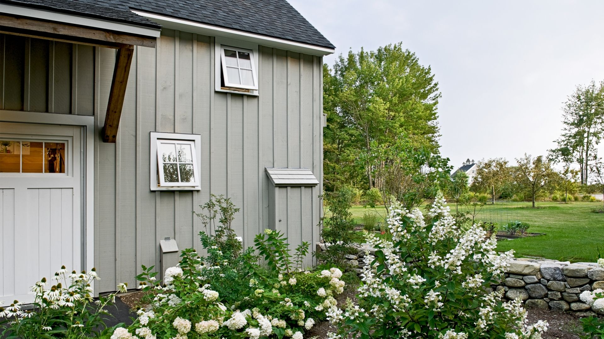 Cole Farm Residence Scarborough Maine