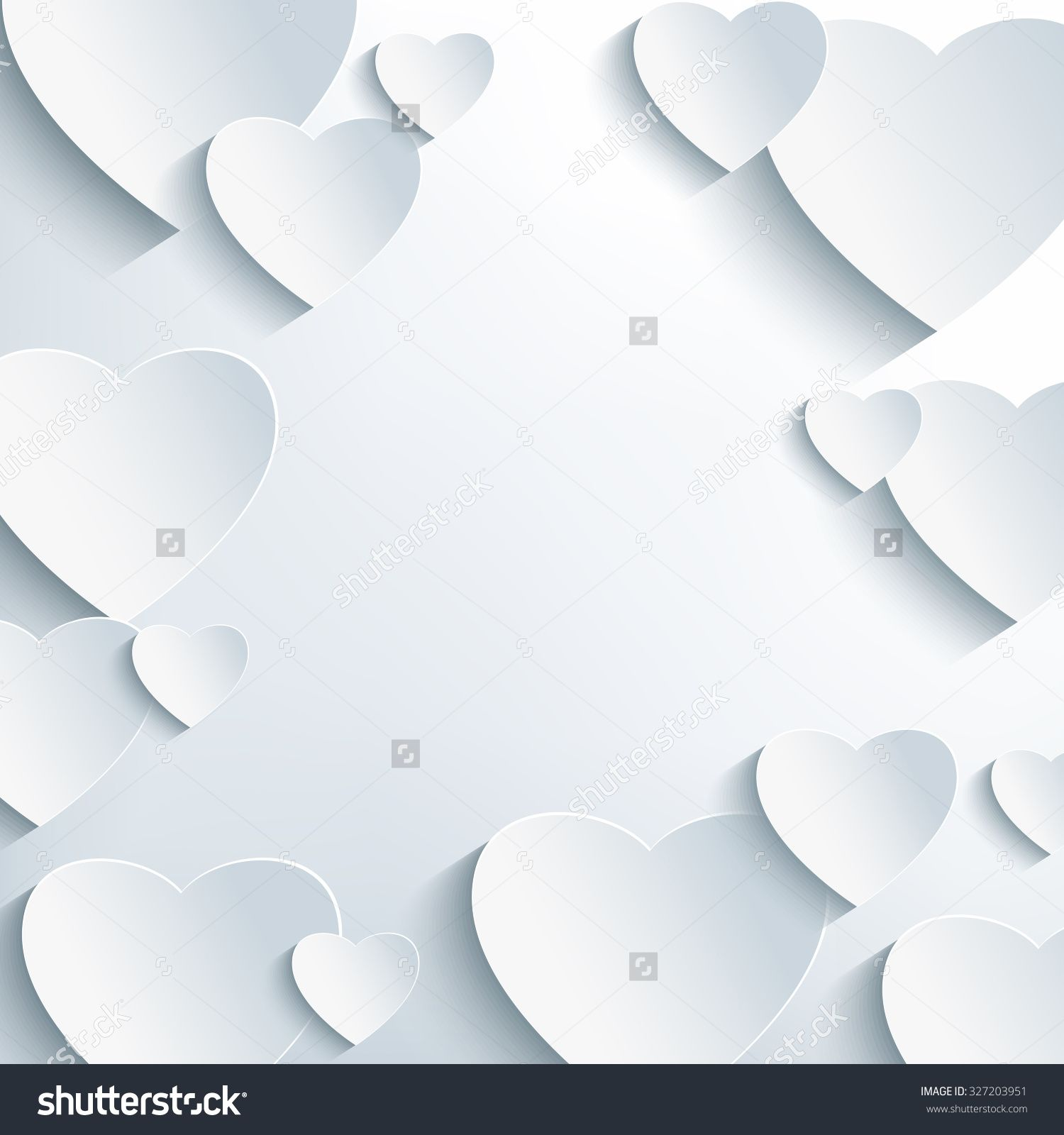 Wallpaper abstract effects heart colorful love valentine