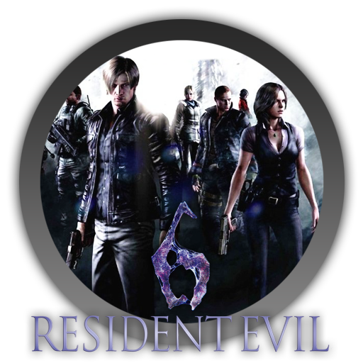 Resident Evil 6 Icon Png Hd Download Number 43708 Daily Updated Free Icons And Png Images For Your Projects All Images Use T Resident Evil Evil Free Icons