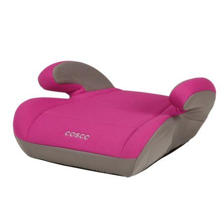 Cosco Topside Booster Car Seat Magenta Pink
