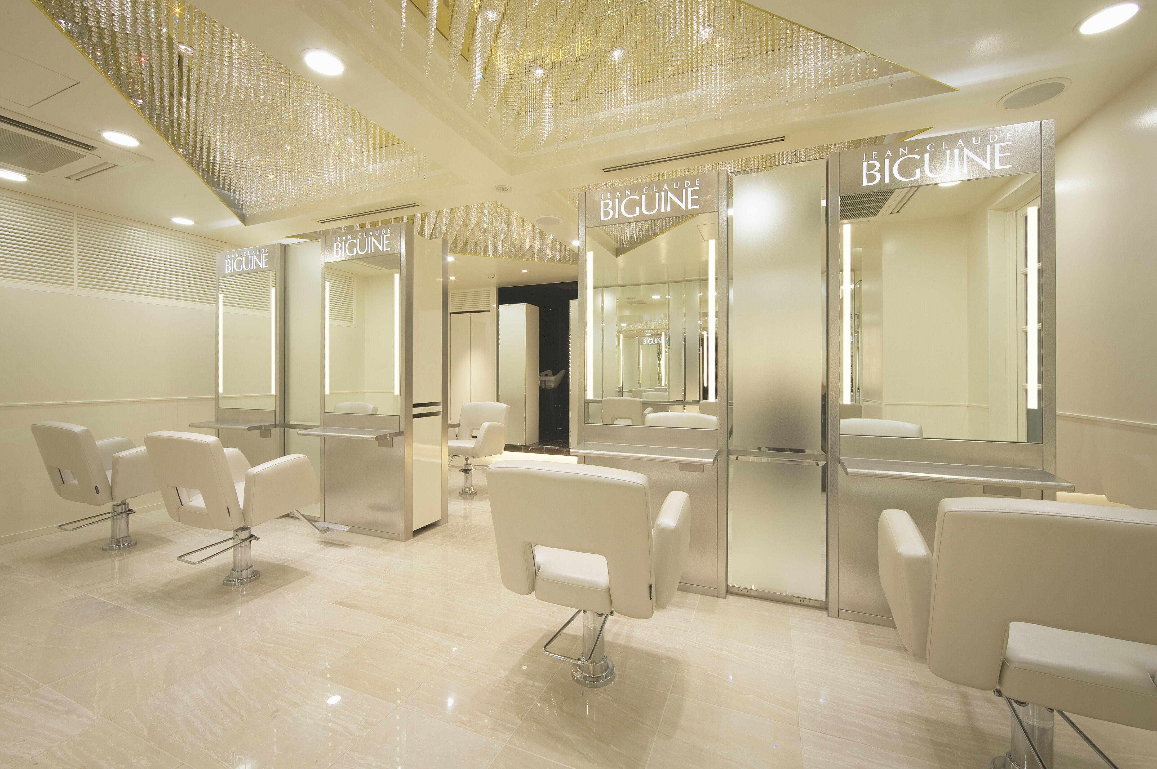 Salon De Coiffure Japon Ginza Salon Interior Beauty Salon