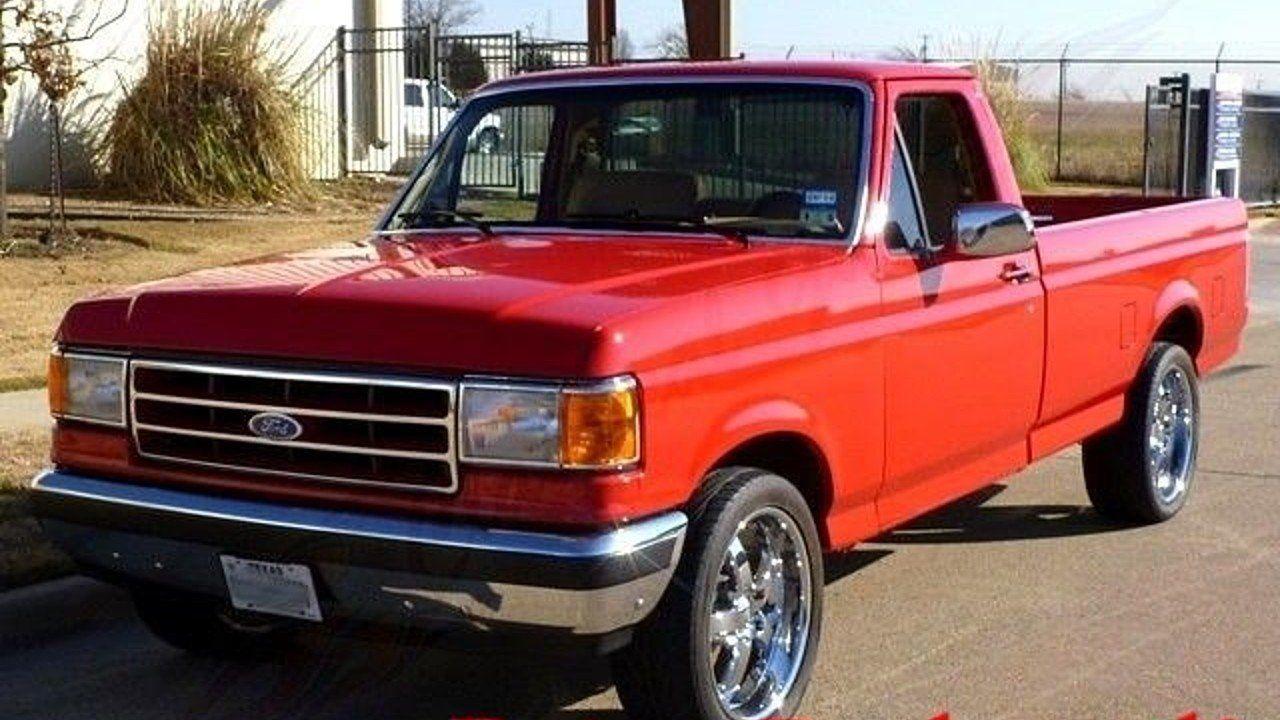 1990 Ford F150 2WD Regular Cab for sale near Arlington