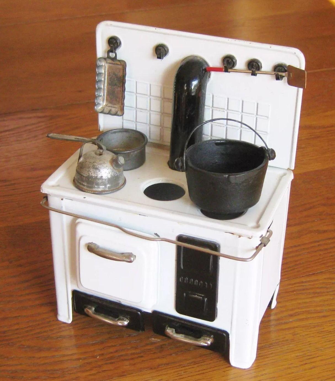 Us 65 00 Used In Toys Hobbies Vintage Antique Kitchen Sets