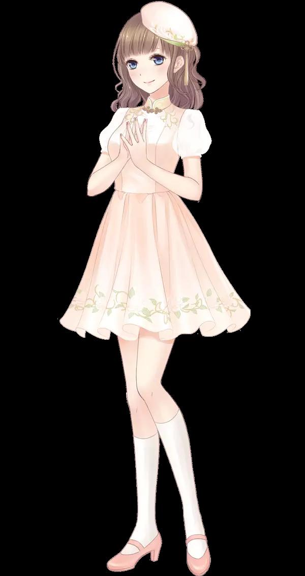 Es tu compañera de toda la vida Dễ thương, Đang yêu, Anime