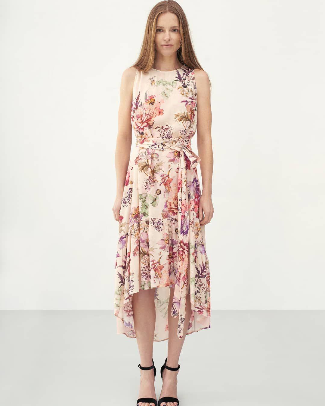 Zara Luksusowa Sukienka Kimono W Kwiaty Blog 40 L 6881579201 Oficjalne Archiwum Allegro Boho Stylish Floral Print Cardigan Kimono Dress