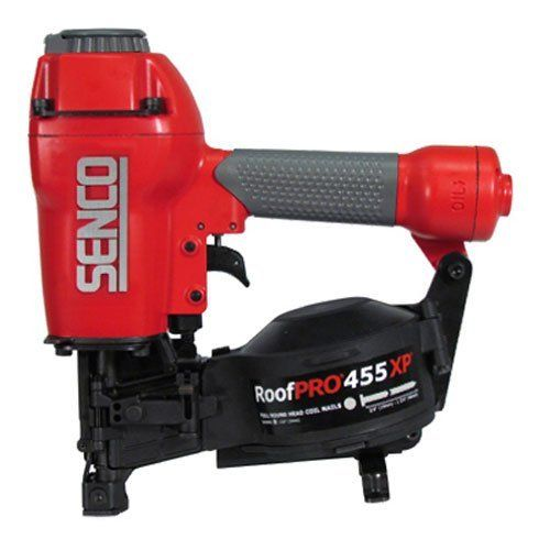 Senco Roof Pro 455xp Nailer With Sequential Actuation Trigger 3d0101n You Can Get Additional Details At The Image Li Roofing Nailer Coil Nailer Roofing Nails