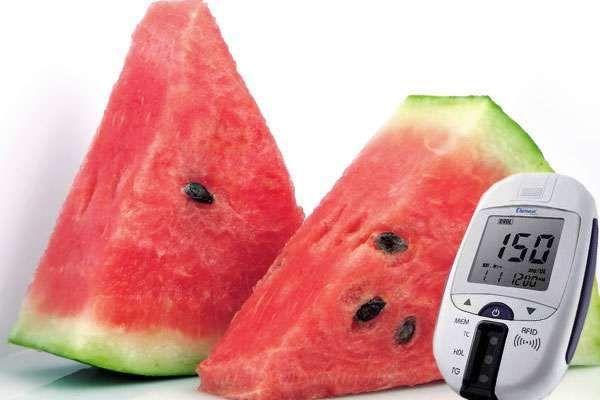 можно ли при сахарном диабете есть арбуз