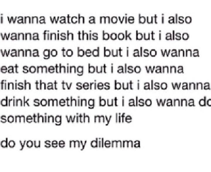 Such a dilemma... I chooooooose: all of it!!