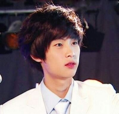 Min Kyunghoon When He Was In His 20s I Actually Can T Kim Heechul Heechul Asian Eyes