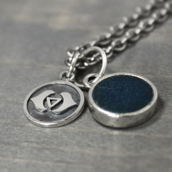 These ---- Azurite Chakra necklaces are the perfect piece to temper your mind…